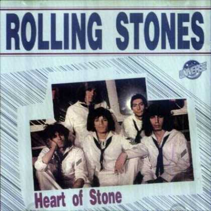 Rolling Stones - The Rolling Stones - Heart Of Stones