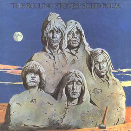 Rolling Stones - Rolling Stones - Solid Rock