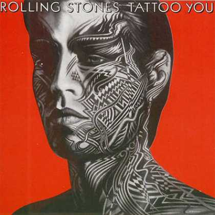 Rolling Stones - Rolling Stones - Tattoo You Rolling Stones - Tattoo You