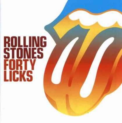 Rolling Stones - Rolling Stones Forty Licks