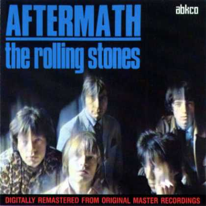 Rolling Stones - Rolling Stones - Aftermath Remastered