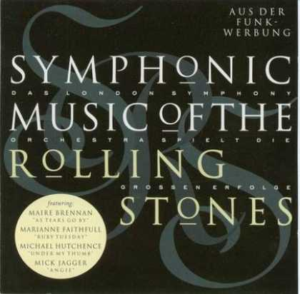 Rolling Stones - Symphonic Music Of The Rolling Stones