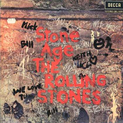 Rolling Stones - Rolling Stones - Stone Age