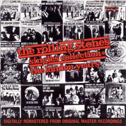 Rolling Stones - Rolling Stones - Singles Collection