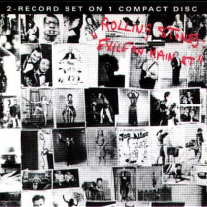 Rolling Stones - Rolling Stones - Exile On Main Street