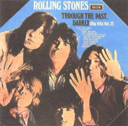 Rolling Stones - Rolling Stones - Through The Past Darkly