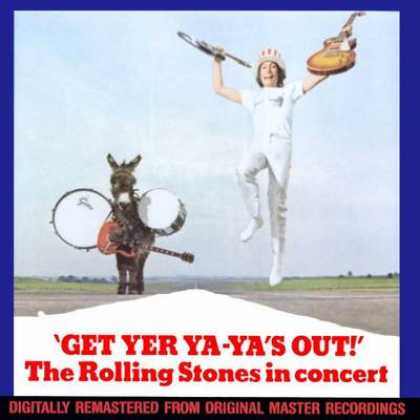 Rolling Stones - Rolling Stones Get Yer Ya Yas Out