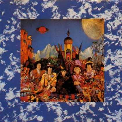 Rolling Stones - The Rolling Stones - Their Satanic Majesties R...