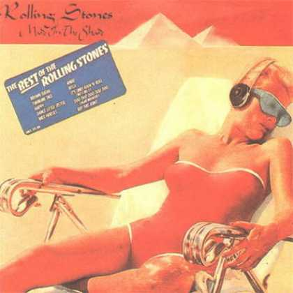 Rolling Stones - The Rolling Stones Made In The Shade