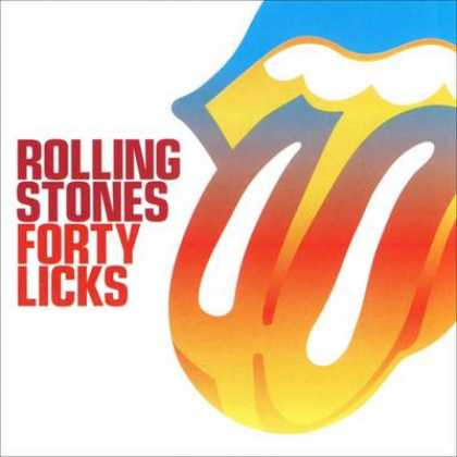 Rolling Stones - Rolling Stones - Forty Licks