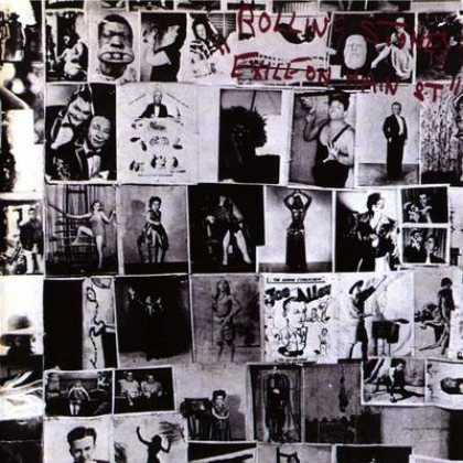 Rolling Stones - Rolling Stones Exile On Main St.