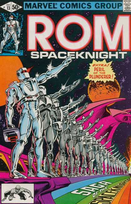 ROM Spaceknight 13