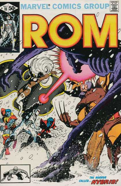 ROM Spaceknight 18