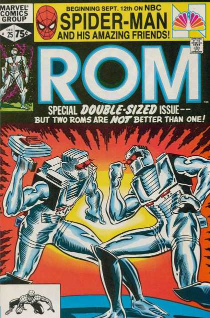 ROM Spaceknight 25