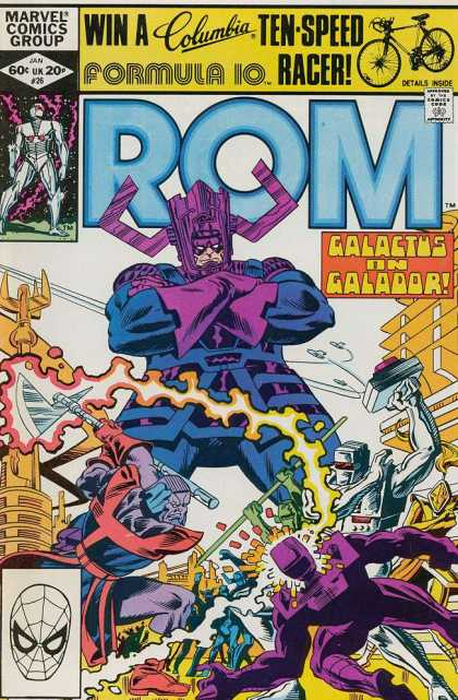 ROM Spaceknight 26