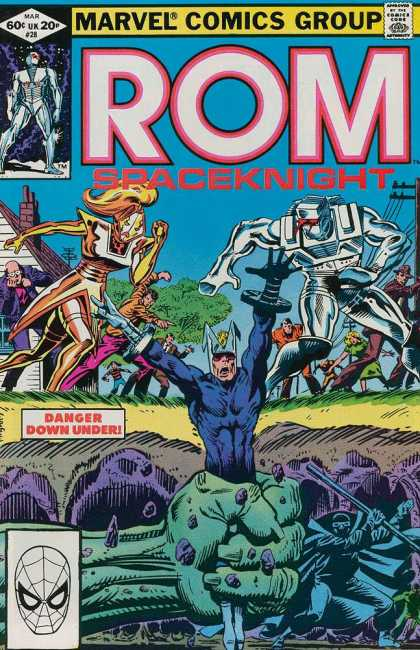 ROM Spaceknight 28