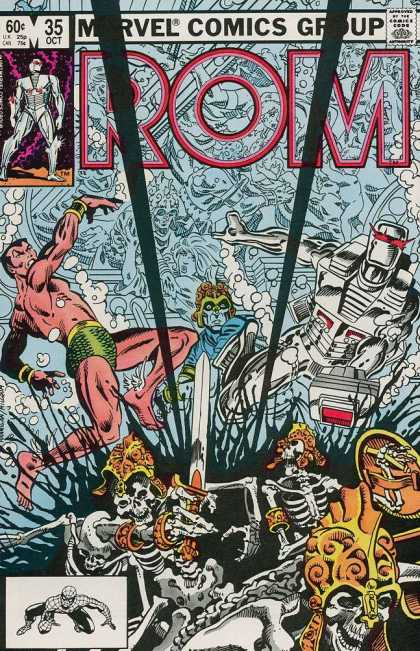 ROM Spaceknight 35