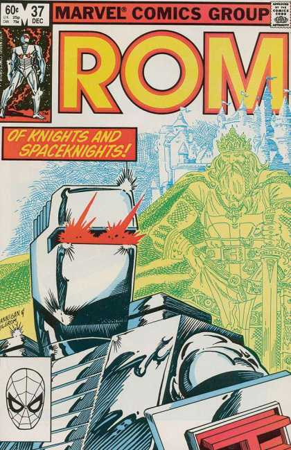 ROM Spaceknight 37