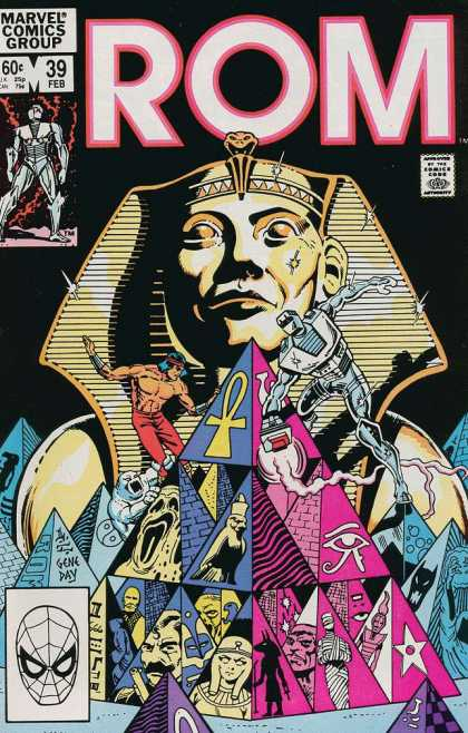 ROM Spaceknight 39