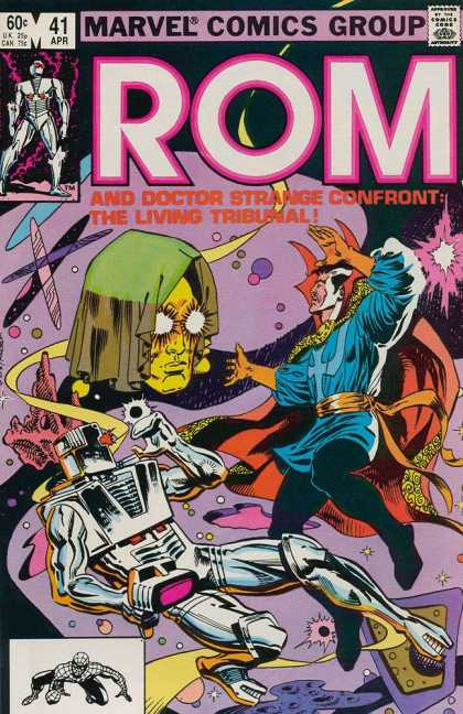 ROM Spaceknight 41