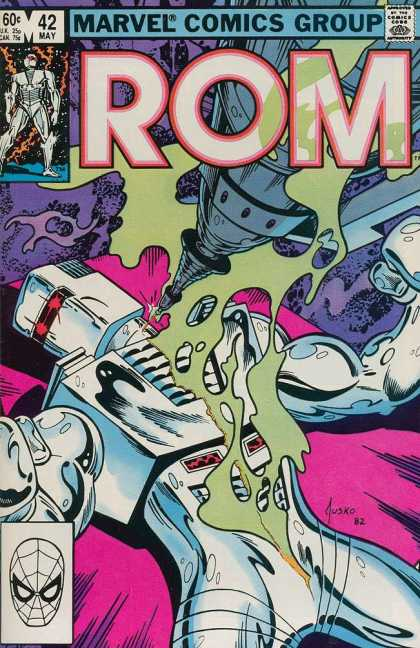 ROM Spaceknight 42