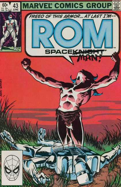 ROM Spaceknight 43