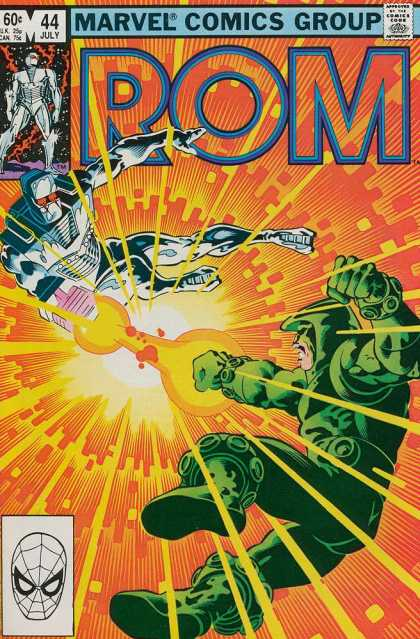 ROM Spaceknight 44