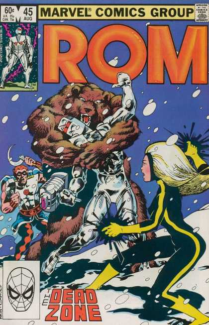 ROM Spaceknight 45
