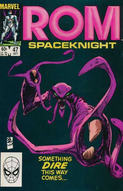 ROM Spaceknight 47