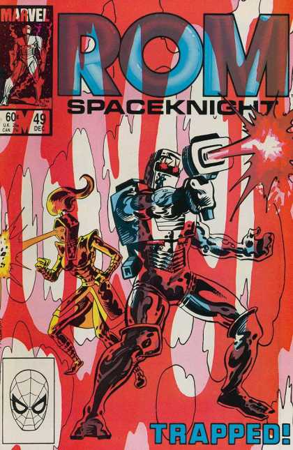 ROM Spaceknight 49