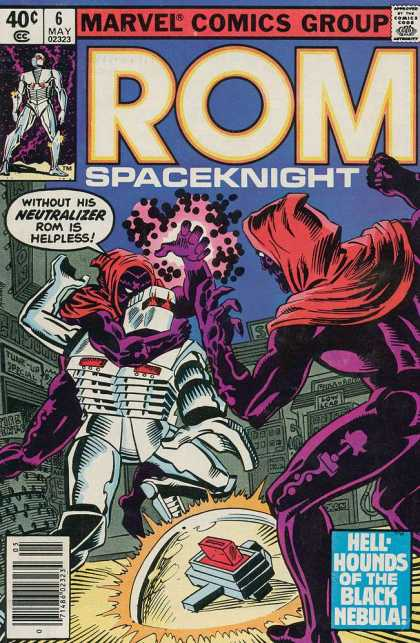 ROM Spaceknight 6