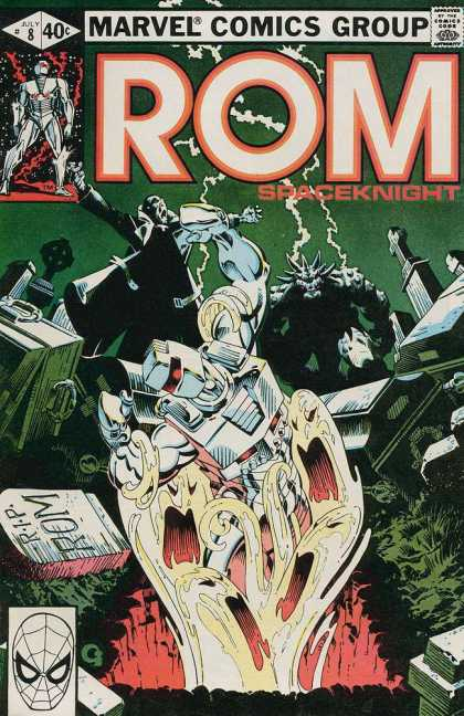 ROM Spaceknight 8