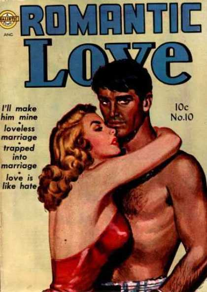 Romantic Love 10 - Ill Make Him Mine - Loveless Marriage - Trapped Into Marriage - Love Is Like Hate - Swimsuit