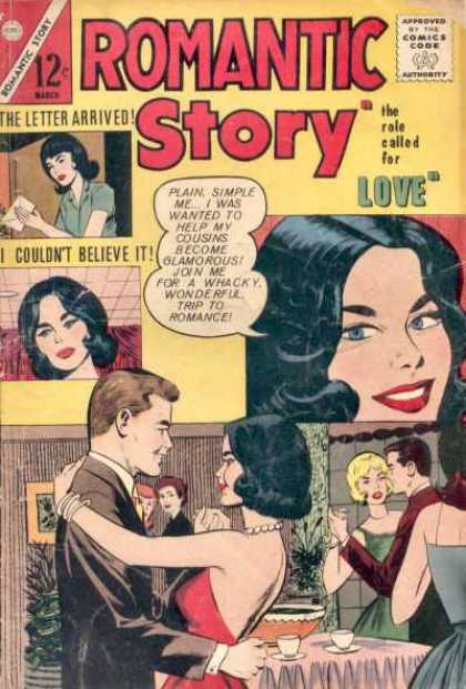Romantic Story 65 - Romantic Story - I Wanted To Help My Cousins Become Glamourous - The Role Called For Love - Dancing - Party