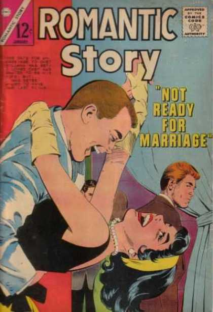 Romantic Story 70 - Not Ready For Marriage - Dancing - Gloves - Fun - Laughing