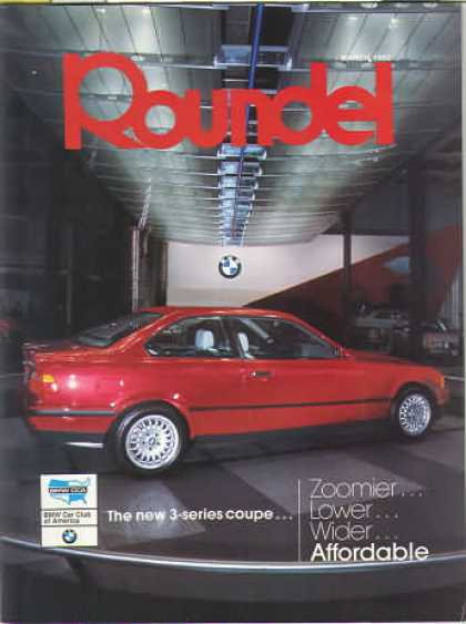 Roundel - March 1992