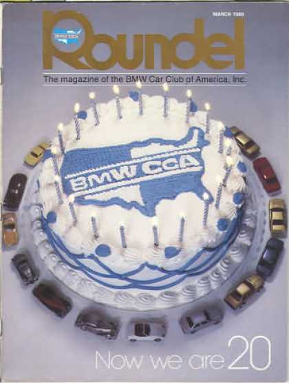 Roundel - March 1989