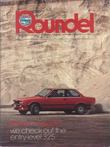 Roundel - May 1989