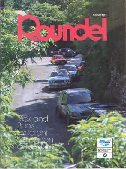 Roundel - March 1994