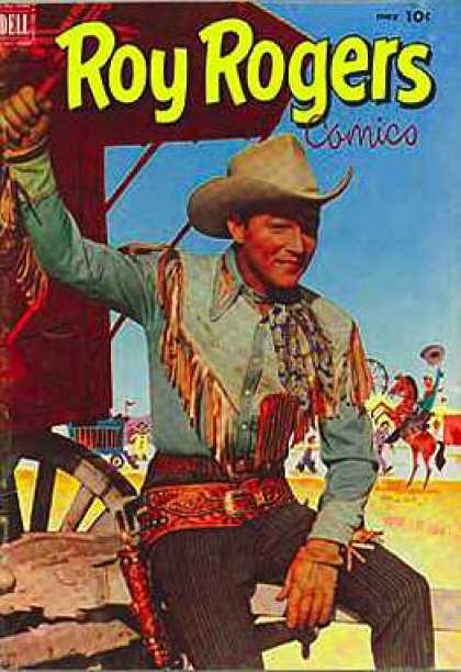 Roy Rogers Comics 53 - Wild West - Cowboy - Roy - Rogers - Western