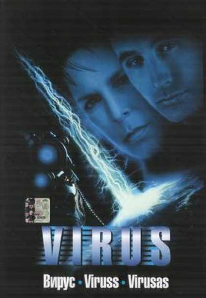 Russian DVDs - Virus