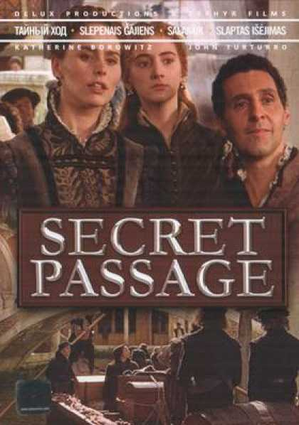 Russian DVDs - Secret Passage