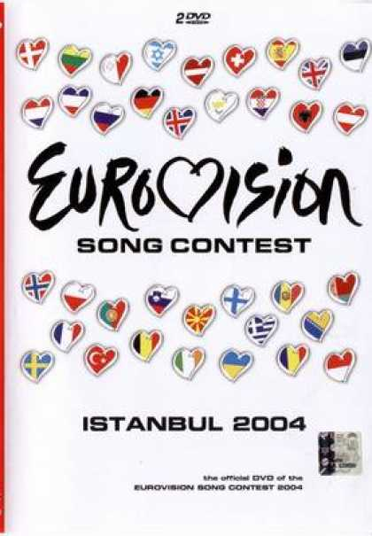 Russian DVDs - Eurovision 2004