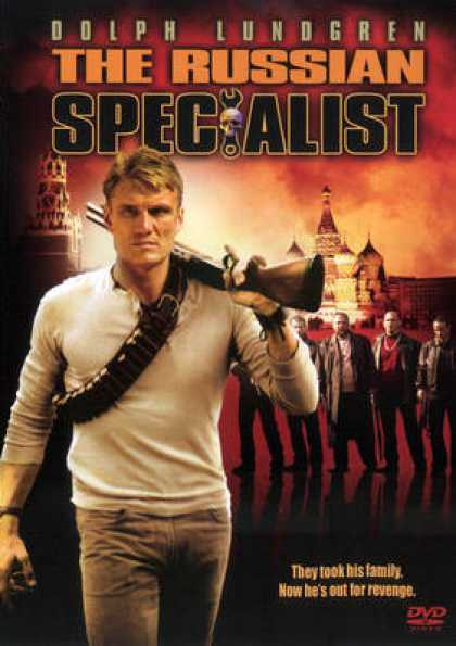 Russian DVDs - The Russian Specialist