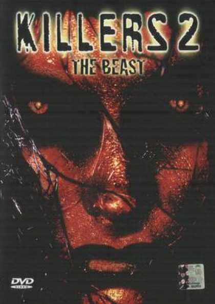 Russian DVDs - Killers 2 The Beast