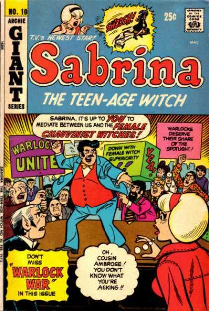 Sabrina the Teen-Age Witch 10