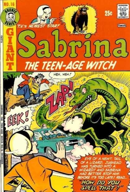 Sabrina the Teen-Age Witch 16