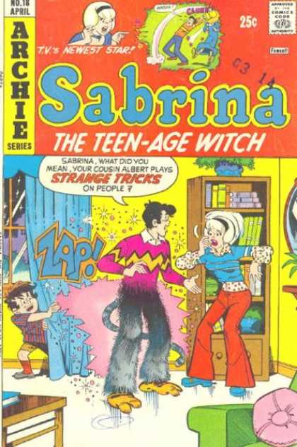 Sabrina the Teen-Age Witch 18