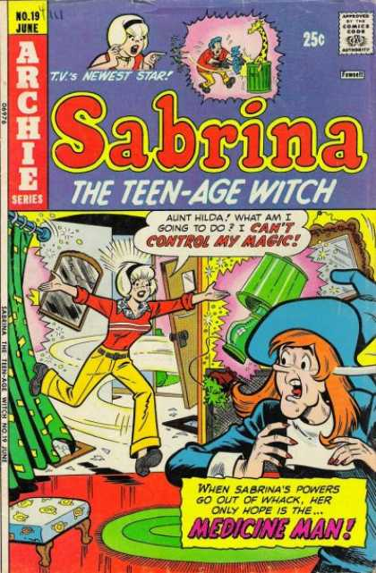Sabrina the Teen-Age Witch 19