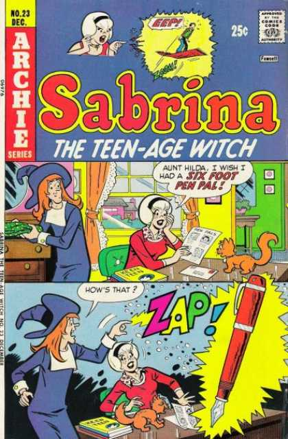 Sabrina the Teen-Age Witch 23